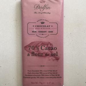 Dolfin ❤︎ 芸術的なフレーバー調合で有名なベルギーチョコレート♪
