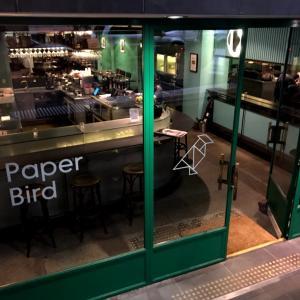 Paper Bird ★ シドニーでお気に入りの日本料理X韓国料理な和食創作料理レストラン♪