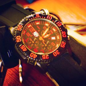 Luminox Navy Seal Chronograph