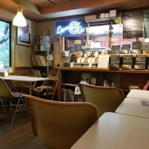男の隠れ家 マツムシコーヒーでランチ