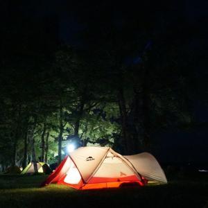 北海道キャンプ 前編