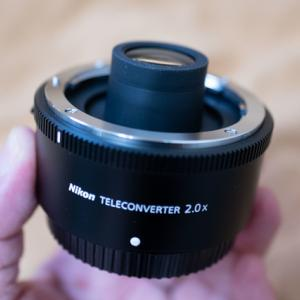 Z 70-200mm/f2.8 SとTC-1.4x/2.0x【使い勝手編】