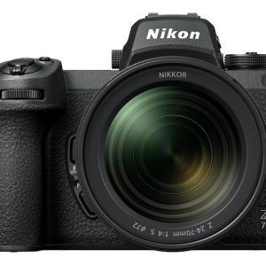Nikon Z6/7 II 発表
