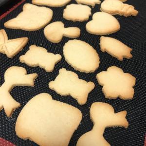 素焼きでも美味しい、可愛い米粉クッキー!