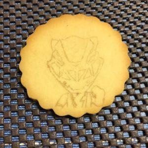 キャラクタークッキーの作り方