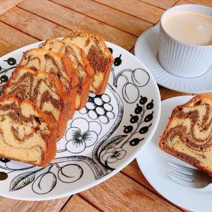 米粉の紅茶パウンドケーキ