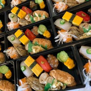 野菜寿司!