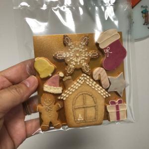 コラボクリスマスケーキ