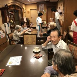 喫茶オープン(職場体験)