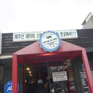 韓国♪『ツアーディナー』