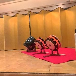 川越♪「お囃子会記念パーティ」