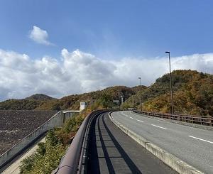 国道397号焼石連峰ビーチライン 紅葉情報
