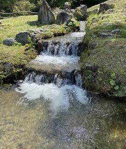 円筒分水アクアパーク