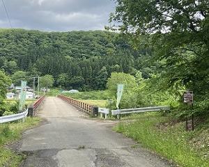 水土里の皆廊ステッカーポイント②寿庵堰編