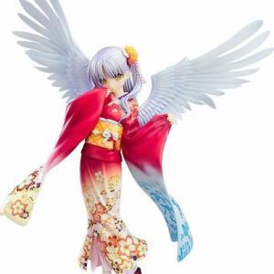 Amazonかなり高騰へ あみあみなどまだありお早めに Angel Beats! 立華かなで 晴れ着Ver. 1/8 完成品フィギュア