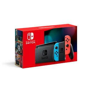ジョーシン楽天販売再開お早めに Nintendo Switch Joy-Con(L) ネオンブルー/(R) ネオンレッド