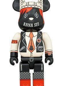【オススメ】もうすぐです!1月16日12時より メディコムトイ楽天ヤフーにて BE@RBRICK ANNA SUI RED & BEIGEなど多数販売開始