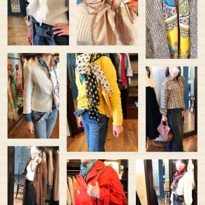 ♥️Angelお客様の素敵ファッションコーデ٩(^‿^)۶ 名古屋セレクトショップAngel