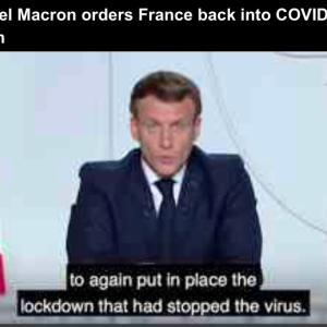 パリ中がパニック‼️ 第2波ロックダウン情報