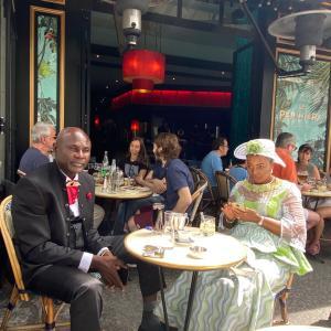 パリカフェの素敵なカフェ❤️