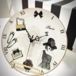 ポーセラーツ❤︎lesson・・・時計