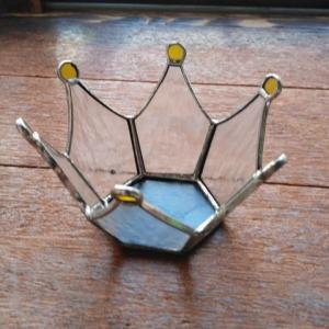 六角形のお皿の製作2