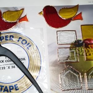 赤い鳥とミニミニハウスの製作