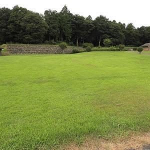 鉢形城の紹介 7 三の曲輪