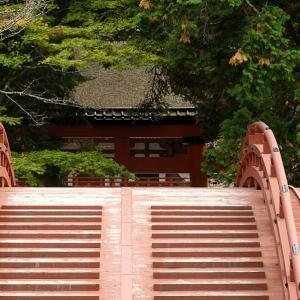 丹生都比売神社(世界遺産)の紅葉2