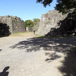 岡城(日本100名城)5 西仕切門跡から三の丸