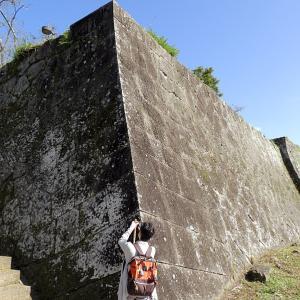 岡城(日本100名城)6 三の丸から二の丸