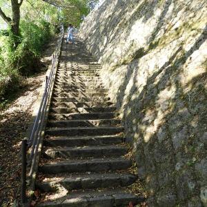 人吉城(日本100名城) 8 三の丸から城主の御舘跡 最終回