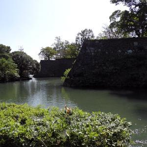 八代城(続日本100名城)3 頬当御門まで