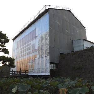 鹿児島城(日本100名城) 6 御楼門から二の丸