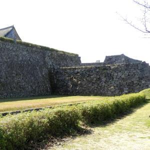篠山城(日本100名城) 12 三の丸を回り南馬出前まで
