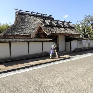 篠山城(日本100名城) 15 武家屋敷安間家資料館1