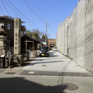 篠山城(日本100名城) 20 春日神社