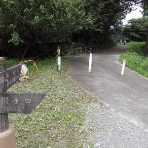 箕輪城(日本100名城) 3 二の丸から本丸