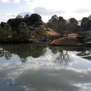 岡山城(日本100名城)14 後楽園 3