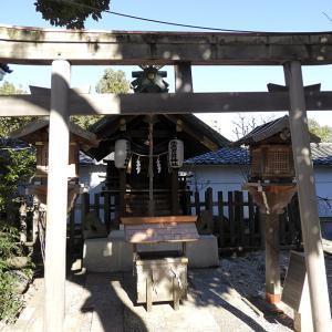 高津神社 1
