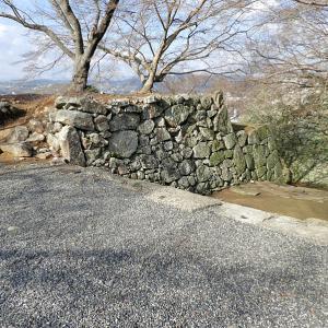 津山城(日本100名城) 18 埋門から裏鉄門