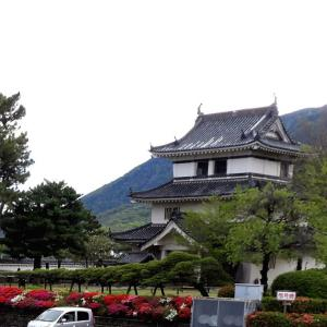 島原城(日本100名城) 3 本丸の櫓など