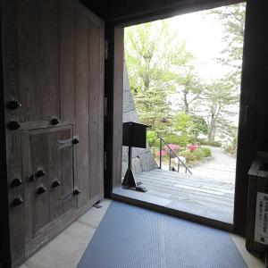 島原城(日本100名城) 6 本丸下帯曲輪から二の丸へ