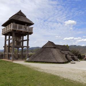 吉野ヶ里遺跡(日本100名城) 5 南内郭と物見やぐら