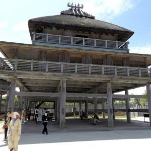 吉野ヶ里遺跡(日本100名城) 7 主祭殿