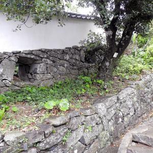 平戸城(日本100名城) 3 天守前まで