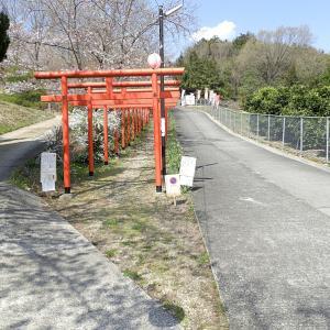 岩倉城(隅田城) 4 隅田城まで隅田庄散歩