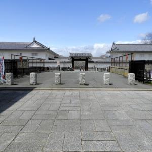 山形城(日本100名城) 2  二の丸東大手門