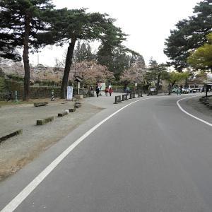 会津若松城(日本100名城) 3 北出丸から椿坂まで