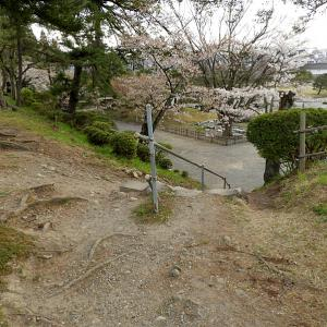 会津若松城(日本100名城) 9   廊下橋から